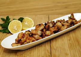 Krevety v pikantní medové marinádě s vlašskými ořechy recept ...
