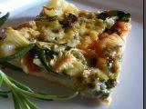 Pizza s mangoldem a Nivou recept