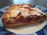 Švestkový koláč II. recept