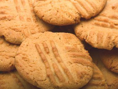 Sušenky s kardamomem, z kterých lze pak připravit i koláč