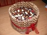 Košík bonbonů recept