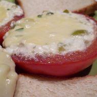 Plněná rajčata s mozzarellou recept