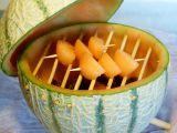 Melounový gril recept