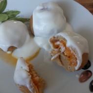 Dietní tvarohové ovocné knedlíky recept