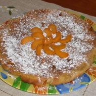 Sváteční meruňkový koláč recept