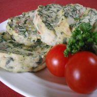 Špenátové knedlíky recept