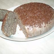 Hrníčkový perník s citronovou polevou recept