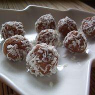 Kakaové pudinkové kuličky recept