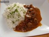 Krůtí Tajemná Bombay recept