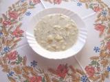 Koprová polévka recept