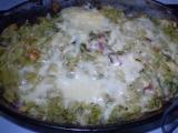 Nudle s ragú z brokolice recept