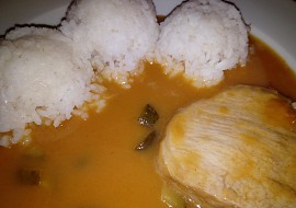 Znojemská pečeně s rýží recept