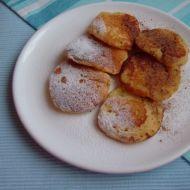 Medovo-jablečné lívance recept