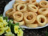 Česnekové kroužky recept