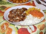Krevetovo-sýrové biftečky recept