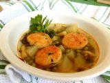 Sýrová kolečka do polévky recept