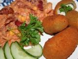 Plněné jalapeňos s netradičním bramborovým salátem recept ...