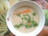 Rýžová polévka zahuštěná recept