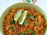 Mexická rýže recept