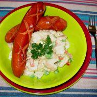Bramborový salát pro děti recept