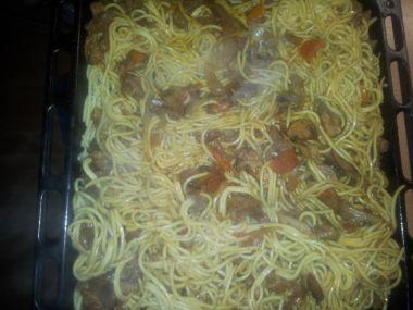 Nudle Alá wok