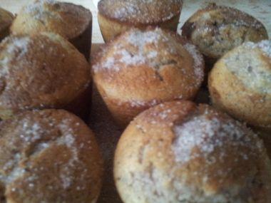 Vynikající skořicové muffiny