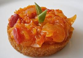 Cuketovo  zeleninová směs recept