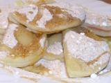 Tvarohové taštičky plněné marmeládou recept