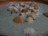 Žampionovo-brokolicový krém recept