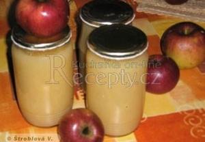 Jablečná přesnídávka z papiňáku