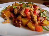 Myslivecký salátek recept