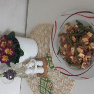 Pohankové těstoviny se zeleninou a tofu recept