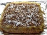 Jablečné řezy obrácené recept