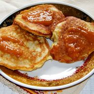 Jablečné lívanečky 1 recept