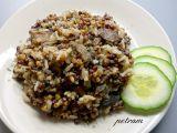 Čirokovo-rýžový kuba recept