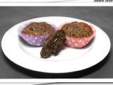 Ořechové muffinky s čokoládou recept