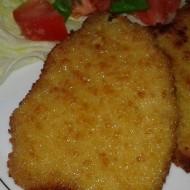 Sýrový kuřecí řízek s citronem recept