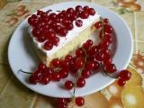 Rybízový koláč recept