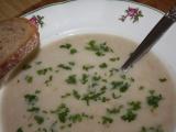 Panádlová chlebová polévka recept