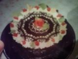 Čokoládový dort II recept