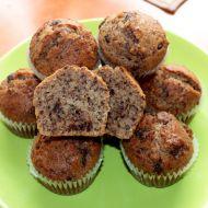 Nenáročné oříškové muffiny recept