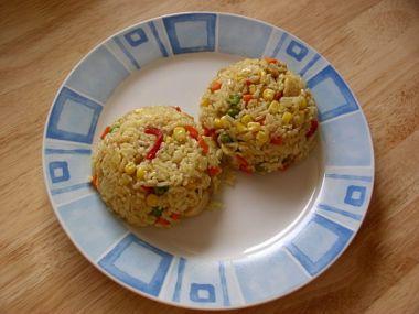 Kuřecí kari rizoto