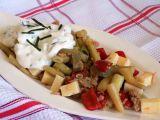 Fazolkový salát se sýrem recept