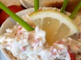 Pomazánka z krabích tyčinek 2 recept