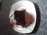 Hříšný trojčokoládový dortík recept