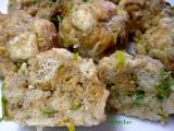 Knedlíky z grahamového a celozrnného pečiva recept