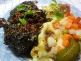 Hovězí líčka Hungaria recept