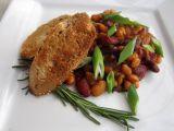 Fazolový salát teplý recept
