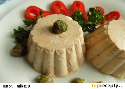 Liptovský sýr recept