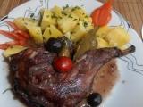 Králík po Španělsku recept